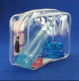 Großverkauf kundenspezifischer kosmetischer Beutel-kosmetischer Beutel, Belüftung-Kosmetik-Beutel