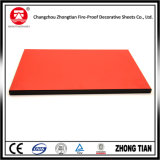 Panel laminado compacto HPL
