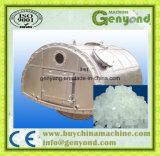 機械を作る炭酸白い水晶石の砂糖