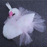 Bonitinha Swan recheado animais Doll