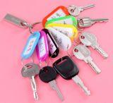 Zeichen-Karte a u. Schlüsselmarken &Label u. PlastikKeychain&Accessories (DR-Z0161)