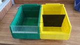 Склад пластиковых наращиваемые пластиковые лотки для хранения запасных частей .