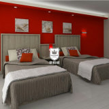 Meubles d'hôtel de stratifié de qualité de Hight pour Hilton Hotels