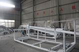 Pôle de distribution d'énergie de la tour de transmission électrique en acier