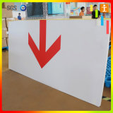 Tarjeta de la espuma del PVC para la muestra al aire libre