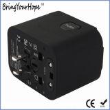 쿼드 USB 포트 (XH-UC-014)를 가진 여행 접합기가 Ce/FCC/RoHS에 의하여 증명서를 줬다