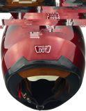 承認されるCe/DOTのオートバイのための熱い販売の太字のヘルメット
