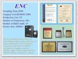 Eds800-2s0007は3段階220V 0.75kw-1HP Encの可変的な頻度インバーター、モータ速度の制御のための工場Pirce ACモーター駆動機構運転するVFD