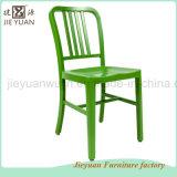 レストラン(JY-L46)のためのアルミニウムスタッキング海軍椅子
