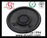 altavoz 8ohm 0.5W Dxyd40W-27z-8A del auricular del altavoz del cono de papel de 40m m mini