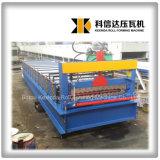 Folha galvanizada corrugada Kxd-836 que faz a máquina