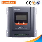 controlador solar da carga de 12V 24V 20A 30A MPPT com LCD e USB