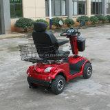 Scooter électrique de mobilité du scooter 100ah de la haute énergie 1400W