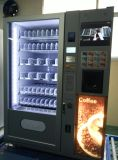 Café / Lanche / Máquina combinadora combinada com nota de banco LV-X01