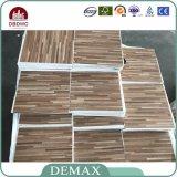 EU & America Standard Inoxydable à la noix de bois Look Vinyl PVC Flooring