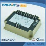 Régulateur de vitesse de panneau de contrôle de vitesse de générateur du diesel 3062322