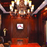 Home Livingroom Wooden Chair Rail Clapboard para venda (GSP11-005)
