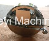 Edelstahl-Becken-Mann-Loch-Deckel