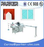 Machine de découpage de meneau de profil de PVC pour la porte de guichet