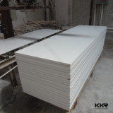 Glacier White Solid Surfaces Corian Sheet for Wall Cladding (M1709013)