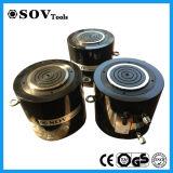 Große Tonnage doppelter verantwortlicher Hydraulik-Wagenheber (SOV-CLRG-502)