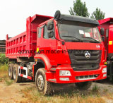 340/380HP 6X4 China HOHAN/HOWO Volquete