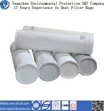 Sachet filtre de la poussière pour le boîtier de filtre à manches utilisé pour le sachet filtre de polyester de dépoussiérage