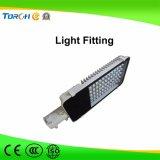 40W el alto lumen integrado IP65 impermeabiliza la luz de calle solar del camino del LED