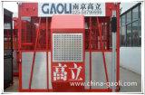 96m/Min alzamiento de la elevación de la construcción de la velocidad Sc200/200