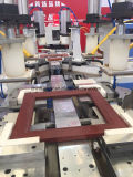 Gebildet China-neuer Entwurfs-in der Hochfrequenzheizung MDF-Rahmen-Eckverbindungs-Maschine (TC-868A)