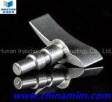 Metal Injection Molding piezas de maquinaria para la tobera anular (paletas) 2208