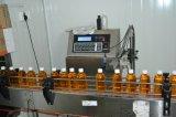 Máquina de rellenar de consumición embotelladoa de la bebida del jugo del animal doméstico