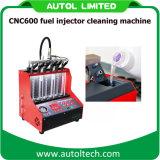 연료주입 시스템 시험기 CNC-600 향상된 전기 기계 연료 분사 장치 청소 기계 CNC-600