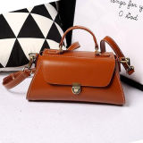 Borse di cuoio reali Emg4762 del cuoio del progettista delle donne del sacchetto delle signore di modo