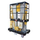 12m het Hydraulische Opheffende Platform van de Legering van het Aluminium met Ce & ISO9001