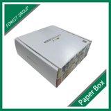 熱い販売の段ボール紙の衣類の包装ボックス