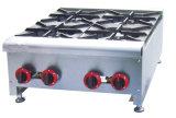 Gas-Ofen-Gas-Reichweite mit Brenner
