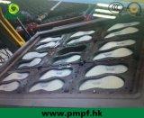 De naar maat gemaakte Antiroest 6061 7075 Vormen Van uitstekende kwaliteit van de Injectie van de Legering van het Aluminium CNC Machinaal bewerkte Plastic voor Etpu Binnenzolen Midsoles