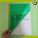 Tampas coloridas do emperramento da folha do PVC do preço barato para cadernos e livros