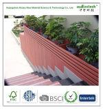 低価格の木製のプラスチック屋外の壁パネル