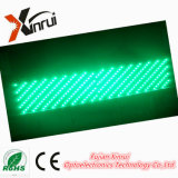 High Brightness P10 Single Green LED Module de texte Écran