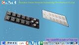 レーザーEgravedライトパスの能力シリコーンキーボード