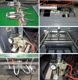 Bolso de compras plástico de alta velocidad Double-Line que hace la máquina