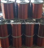 중국 도매 Cornsilk에 의하여 에나멜을 입히는 구리 입히는 알루미늄 철사