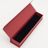 Caixa de papel do Leatherette do fornecedor da alta qualidade de China para a jóia (J40-D2)