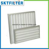 Lavable en profilé en aluminium pré filtre à air pour la filtration de l'air
