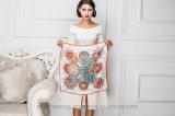 Kundenspezifische Digital-Druck-Qualitäts-Silk Schal-Hersteller