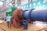 Bomba de flujo axial de alta capacidad y mezcla para el tratamiento del agua