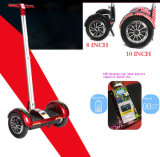 Mini individu bon marché de scooter de Hoverboard équilibrant le scooter électrique de 2 roues