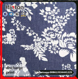 Wholesale Fashion Design Printed Denim Fabric Têxtil para Jeans